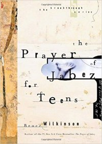 The Prayer of Jabez for Teens by Bruce Wilkinson - Hardcover USED
