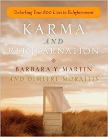 Karma and Reincarnation by Barbara Y. Martin and Dimitri Moraitis - Paperback Nonfiction
