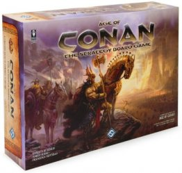 Age of Conan (The Barbarian) Board Game