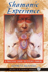 Shamanic Experience by Kenneth Meadows - Paperback Includes Audio CD