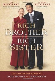 Rich Brother, Rich Sister by Emi Kiyosaki and Robert Kiyosaki - Hardcover