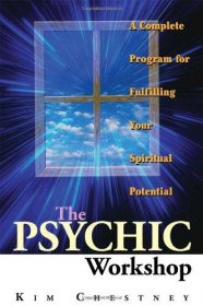The Psychic Workshop by Kim Chestney - Paperback Nonfiction