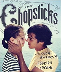 Chopsticks by Jessica Anthony and Rodrigo Corral - Paperback Illustrated Fiction