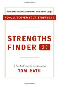 Strengths Finder 2.0 by Tom Rath - Hardcover Business Self Improvement
