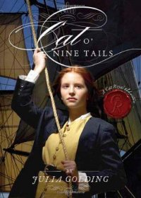 Cat O'Nine Tails (A Cat Royal Adventure) by Julia Golding - Hardcover