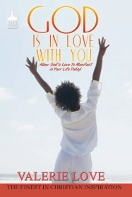 God Is In Love With You by Valerie Love - Paperback Spirituality