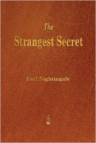 The Strangest Secret by Earl Nightingale - Paperback Nonfiction Classics