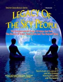 Legacy of the Sky People : An Anthology Edited by Timothy Green Beckley - Paperback