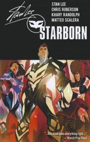 Starborn by Stan Lee, Chris Roberson, and Khary Randolph - Paperback Graphic Novel