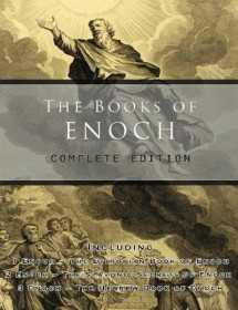 The Books of Enoch: Complete Edition by Paul C. Schnieders and Robert H. Charles