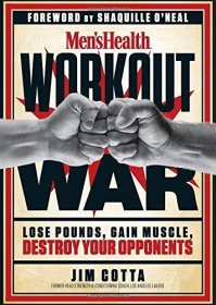 Men's Health Workout War by Jim Cotta - Hardcover Fitness