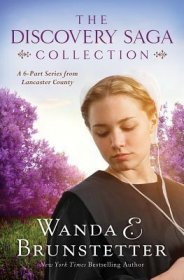 The Discovery Saga Collection by Wanda E. Brunstetter - Paperback Lancaster County Romance