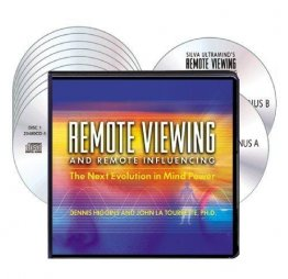 Remote Viewing and Remote Influencing : Complete Course from Silva Ultramind : Audio CDs and Workbook
