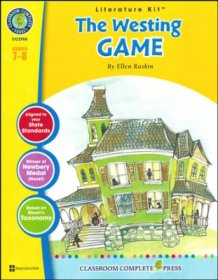 The Westing Game - Novel Study Guide Gr. 7-8