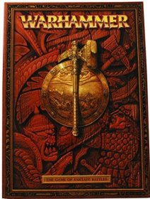 Warhammer : The Game of Fantasy Battles - Hardcover Sixth Edition