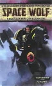 Space Wolf - Warhammer 40K - by William King - Paperback USED