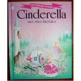 Cinderella and Other Fairy Tales - Hardcover Illustrated Childrens Book