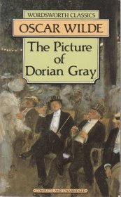 The Picture of Dorian Gray by Oscar Wilde - Paperback Wordsworth Classics