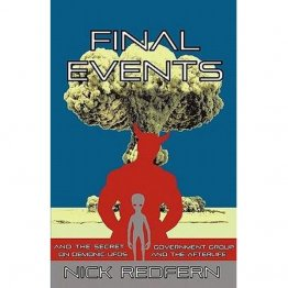 Final Events by Nick Redfern - Paperback USED Like New