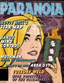 Paranoia The Conspiracy Reader - Spring 2008 Issue 47 - Magazine Back Issues