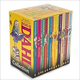 The Roald Dahl Collection - 15 Paperback Book Boxed Set