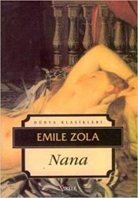 Nana by Emile Zola - Paperback USED Classics TURKISH