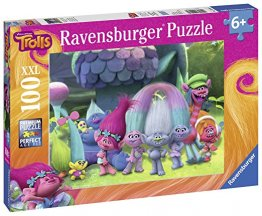 Dreamworks Trolls Jigsaw Puzzle 100 Pieces - from Ravensburger