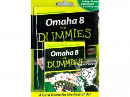 Omaha 8 Eight for Dummies : Includes Guidebook and Teaching Deck