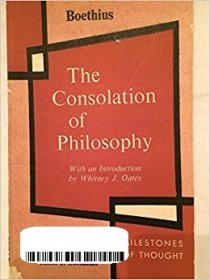 The Consolation of Philosophy [Abridged] by Boethius, James J. Buchanan, editor - Paperback USED Classics