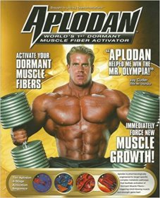 Aplodan : World's First Dormant Muscle Fiber Activator - Paperback