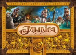 Jamaica - A Board Game from Game Works Switzerland