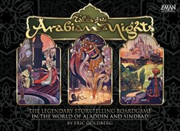 Tales Of The Arabian Nights - from Z Man Games