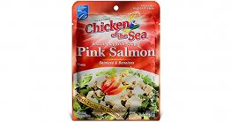 Chicken of the Sea Premium Skinless & Boneless Pink Salmon, 2.5 oz