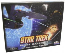 Star Trek Star Fleet Captains Game - from WizKids Games