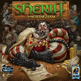 Sheriff of Nottingham - Board Game from Arcane Wonders