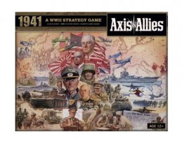 Axis and Allies 1941 Board Game - from Avalon Hill Games