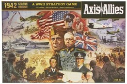 Axis & Allies 1942 Second Edition - from Avalon Hill Games