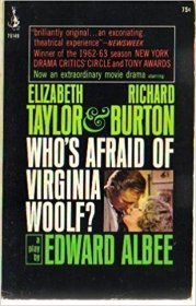 Who's Afraid of Virginia Woolf? by Edward Albee - Mass Market Paperback USED