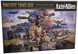 Axis and Allies Pacific 1940 2nd Edition Board Game - from Avalon Hill Games