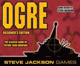 Ogre Designer's Edition from Steve Jackson Games