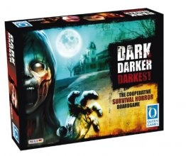 Dark Darker Darkest Survival Horror Board Game - from Queen Games