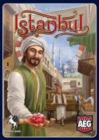 Istanbul Board Game - from AEG Games