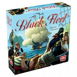 Black Fleet Game - published by Space Cowboys Games