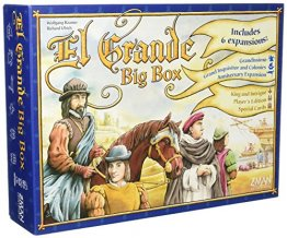 El Grande Big Box - from Z Man Games