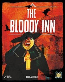 Bloody Inn The Board Game - from Pearl Games