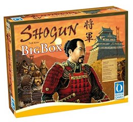Shogun Big Box Strategy Board Game - from Queen Games