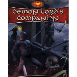 Shadow of the Demon Lord: Demon Lords Companion - Paperback RPG Supplement