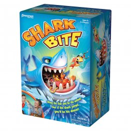 Shark Bite Game (for 2-4 Players) - from Pressman Games