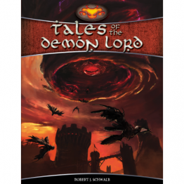 Shadow of the Demon Lord: Tales of the Demon Lord - Paperback RPG Supplement
