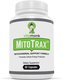 MitoTrax™ Bio-Enhanced Mitochondria Support Supplement - from VitaMonk
